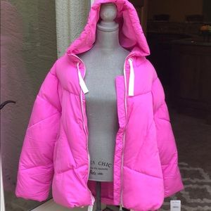 NWT Free people Hailey puffer jacket